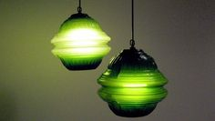 123aa3b0a3 ICFF 2011: Odyssey Suspension Lamps by iQ Environments. Beer Bottle LightsWine  ...