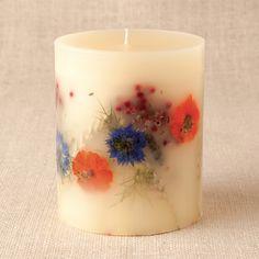 Lavender Tangerine Botanical Candle