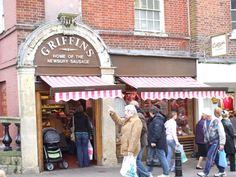 Griffin butchers.