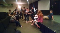 Workshopping Scarlet: The Outlaws of Nottingham in 2015