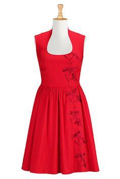 I <3 this Anya dress from eShakti