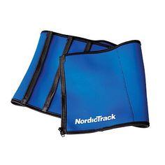 NordicTrack Waist Trimming Belt - Adjustable