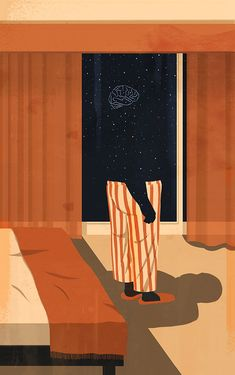 Emiliano Ponzi is an illustrator based in Milan, Italy.