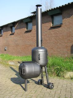 Sauna Wood Stove, Mini Wood Stove, Wood Stove Heater, Welding Crafts, Welding Projects, Gas Bottle Wood Burner, Fire Pit Grill, Bbq Grill, Wood Pellet Stoves