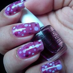 Tutorial Pond Manicure - com O.P.I Sheer Tints - :: Diva Todo Dia ::