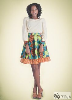Nkya Designs Collection Dawn | Pagnifik