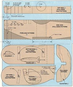 Printable Pinewood Derby Car Templates Volume 9 Issue 9