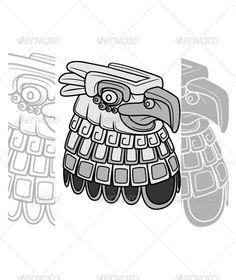 Tribal Eagle Head #AD #Tribal, #AFF, #Eagle, #Head Tattoo Templates, Palm Tattoos, Ai Illustrator, Eagle Logo, Eagle Head, Tribal Fashion, Bird Design, Typography Design, Layout Design