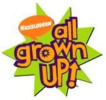 Nickelodeon Rugrats: All Grown Up! Childhood Tv Shows, Childhood Memories, Tv Show Logos, Rugrats All Grown Up, Old Commercials, Disney Printables, Cartoon Logo, Thomas And Friends, Animated Cartoons