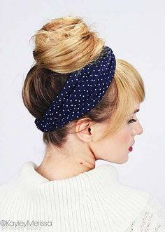21 Pin Up Hairstyles That Are Hot Right Now                                                                                                                                                                                 More