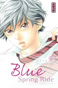 Blue spring ride #04 / IO SAKISAKA - A son entrée au lycée, Futaba s'est transformée. Douce et féminine au collège, elle devient plus énergique et garçon manqué pour ne pas être mise à l'écart par ses camarades. Mais ses nouvelles amitiés sont superficielles et Futaba remarque bientôt les limites de son changement de personnalité. Un jeune homme, qui ressemble étrangement à son premier amour, va l'aider à prendre un nouveau départ.