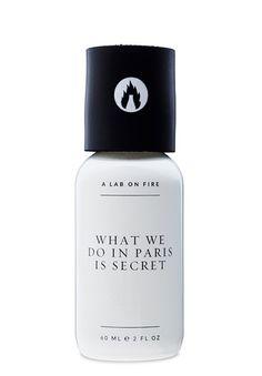 What We Do In Paris Is Secret Eau de Parfum  by A Lab on Fire