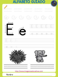 Completo cuaderno grafomotricidad para repasar ABC Solo tienes que imprimir, recortar plastificar y repasar con permanentes Para descargar las imágenes pincha en la imagen que quieres descargar, se abrirá en una nueva ventana, pincha...