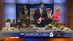 Nutritionist and New York Times Best Selling Author Haylie Pomroy joined us live with advice on what foods you should be eating to combat fatigue, out of whack hormones, and mood swings. Haylie's ...