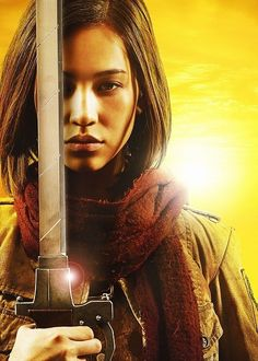 MIKASA!  Live Action Attack On Titan Movie Reveals Casting | Comicbook.com