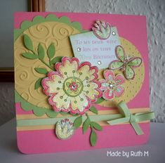 Another 70th Birthday Card for Jan by FubsyRuth - Cards and Paper Crafts at Splitcoaststampers