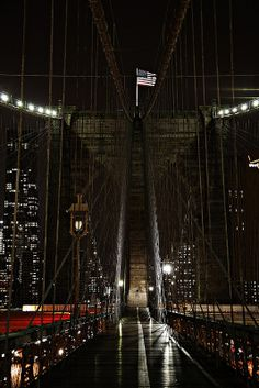 Brooklyn Bridge, NYC, United States` ♠