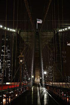 Brooklyn Bridge, NYC, United States