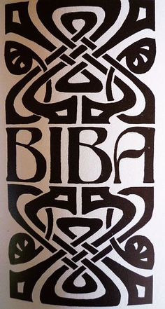 Biba Famous store in London, selling mod stuff w/Twiggy Types... Into the 1970s. Honestly, there was a store in SOHO NYC in very early 1980s with the same odd vibe -- trees, animals, wine, etc... It looked and felt just like this store. I gotta wonder, if it was opened by the same people. I recall there were even birds and weird animals.