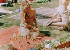 Hippie 70s Photography
