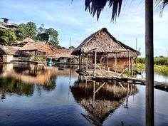 Camiri Floating Hostel Iquitos Peru