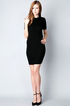 x Черное платье Silvian Heach