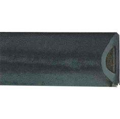 En oferta Defensa Industrial de Pantalán- Perfil EPDM 150x130mm color negro