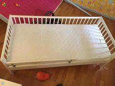 Kortare Ikea Gulliver barnsäng