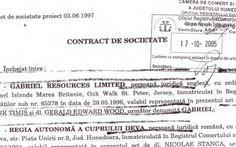 Documente şi contracte aferente proiectului Roşia Montană desecretizate. Lista publicată de Ministerul Economiei  #rosiamontana