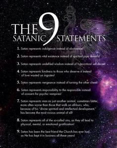 I kind of feel like breaking out The Satanic Bible. if I can find it. Satanic Rules, Satanic Art, Laveyan Satanism, The Satanic Bible, Reiki, Occult Art, Deceit, Book Of Shadows, Witchcraft