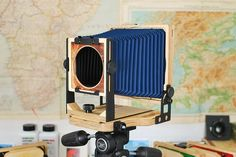 the intrepid large format camera is lightweight and… http://www.designboom.com/technology/intrepid-large-format-camera-05-30-2017/