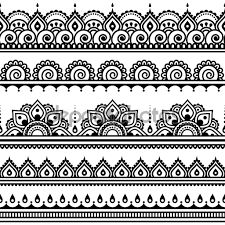 Resultado de imagen para flores hindu vector