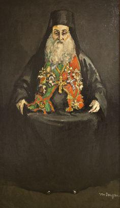 Kees van Dongen – Monseigneur Garismos Messara kosmopoliet van Beiroet