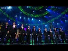 ▶ Only Men Aloud! All By Myself - Last Choir Standing Final - BBC One - YouTube