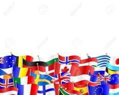 Flags of many different countries against white background , Animals Photos, Flags, Countries, Typography, Design Inspiration, Art, Letterpresses, Craft Art, Layout Inspiration