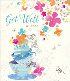 Abacus Cards is a UK based publisher of greeting cards, social stationery and gift wrap. Get Well Wishes, Wishes For You, Feel Better Quotes, Get Well Soon Quotes, Birthday Wishes, Happy Birthday, Rose Got, Get Well Cards, Vintage Cards