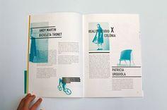 Alterego by Rafaela Abreu - PPT design layout ideas