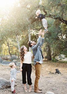 Braedon Flynn family