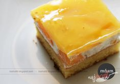 Czech Recipes, Falafel, Desert Recipes, Sweet Tooth, Cheesecake, Deserts, Food And Drink, Cooking Recipes, Favorite Recipes