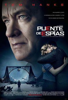 El puente de los espías, acabo de salir del cine, tom hanks, steven spielberg