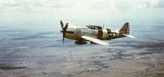 P-47D Thunderbolt of the 201st Fighter Squadron based in the Philippines and staffed by pilots from the Mexican Air Force, 1945.