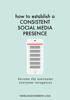 Use these strategies to make a name for yourself and your blog on every social media platform!