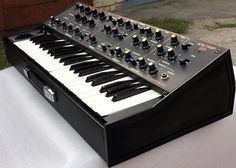 MATRIXSYNTH: ALTAIR 231 Soviet VINTAGE ANALOG SYNTHESIZER W/mid...