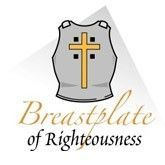 Breastplate of righteousness puppet show - really cute!