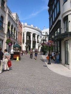 Rodeo Drive - Beverly Hills, California