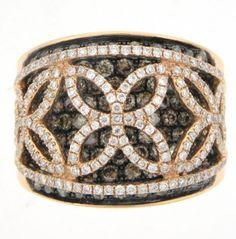 Colored Diamond Fashion Ring