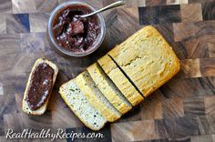 Low Carb Passion Fruit loaf Recipe