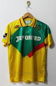 JEF United Ichihara Chiba Home football shirt 1996 - ?