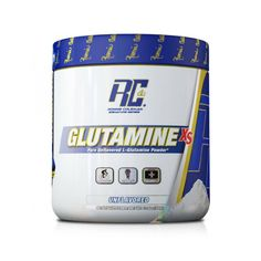 Ronnie Coleman Glutamine XS - Second To None Nutrition Muscle Recovery, Best Supplements, Intense Workout, Amino Acids, Nutrition