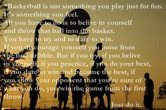 basketball, cool, quotes, sayings, awesome, game